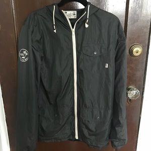 6c51c3334a4 Vans Jackets   Coats - Vans rain jacket 🧥
